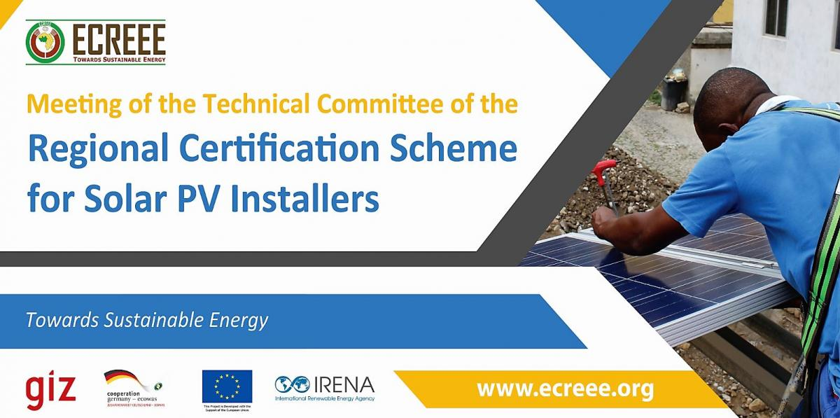 First Technical Committee Meeting Of The Regional Certification