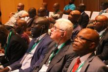 Participants at the ECOWAS Sustainable Energy Forum 2018