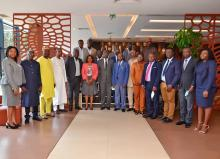 Validation workshop on ECOWAS Standards on Bioethanol for cooking and transportation and also for cookstoves' held in Abidjan in Cote d'voire