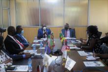 Samuel Lamptey, ECOWAS Special Representative to Cabo Verde