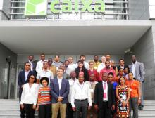 Group picture of participants at the Validation Workshop - (ECREEE/WACCA)