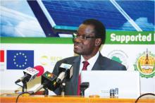 H.E Kadré Désiré Quedraogo, Presidente da Comissão da CEDEAO