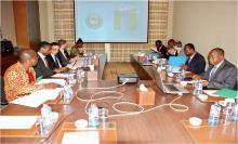 Os Membros do Conselho de Administração do ECREEE