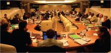 Participantes no Seminário sobre a Avaliação dos Recursos da Biomassa e Cartografia