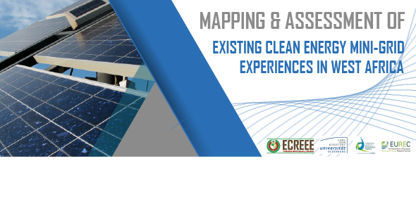 ECREEE Report on Mapping & Assessment of Existing Clean Energy Mini-Grid Experiences