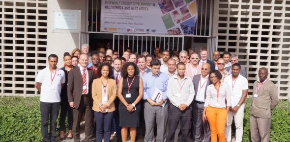 International Workshop on Renewable Energy Development in Macaronesia and West Africa