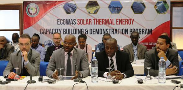 ECOWAS SOLAR THERMAL ENERGY PROGRAM